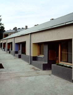 Galbally Social Housing   O'Donnell + Tuomey