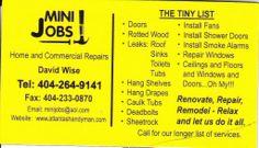 Sink Repair, Smoke Alarms, Shower Doors, Atlanta, Flooring, Wood Flooring, Floor