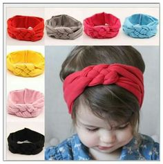 Apparel Accessories Humorous Korea Fabric Tie Knot Hair Bands Rabbit Ears Hairband Flower Crown Headbands For Girls Hair Bows Hair Accessories D We Have Won Praise From Customers