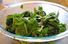 espinaca3-ensalada verde para combatir la anemia