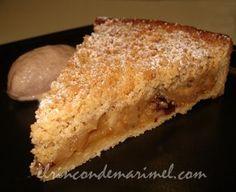 Tarta crumble de manzana pasas y canela Pinterest ;)   https://pinterest.com/cocinadosiempre/