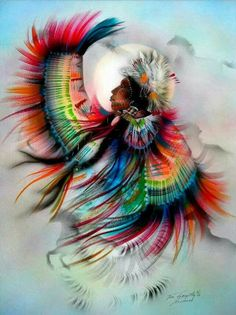Dance to heal Mother Earth