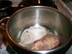 Bravčové karé na horčici (fotorecept) - obrázok 3