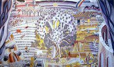 Tapicería Verano, de Raoul Dufy
