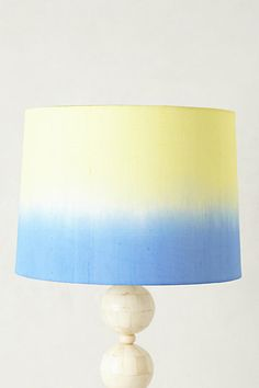 Silk Ombre Shade - anthropologie.com