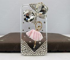 iphone 5 case iphone 4 case Fashion Cloth Ballet by dnnayding, $21.99