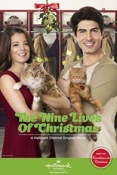 nine lives of christmas hallmark cast | The Nine Lives of ...