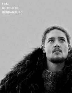 #the last kingdom #alexander dreymon #uhtred;You have your Odin and I have mine