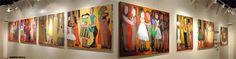 Art Exhibit, Paul Edelstein, Memphis
