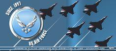 NTI wishes the U.S. Air Force a Happy Birthday | goo.gl/125yZo | #usaf #freedom Hiring Veterans, Air Force, Freedom, Happy Birthday, Signs, Liberty, Happy Aniversary, Political Freedom, Happy B Day
