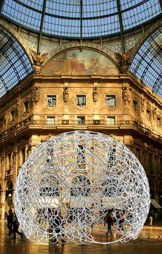 Ring Dome - Milan
