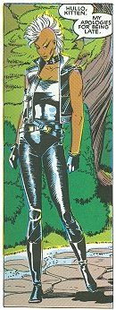 Storm (Ororo Munroe[4]) is a fictional character that appears in a number of comic books published by Marvel Comics. The character first app...