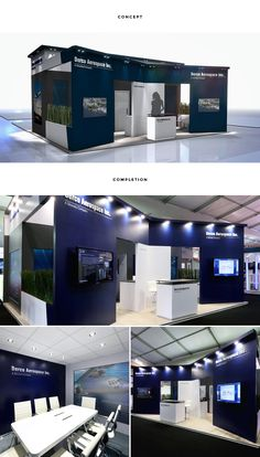 RTH's careful space planning allowed Derco to enjoy two conference rooms as well as an informal seating area and store room, thereby increasing the meeting schedule and the functionality of the 51sqm stand from previous years.