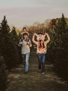 Christmas Family Pho