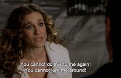 This is my favourite moment of Big and Carrie's relationship. #rollercoaster #passion #truelove