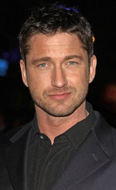 Gerard butler! If u could see my face right now!