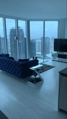 Home Room Design, Dream Home Design, Modern House Design, Home Interior Design, Apartment View, Dream Apartment, Dream House Interior, Luxury Homes Dream Houses, Apartamento New York