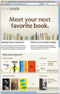 Read Any Good Web Sites Lately? Book Lovers Talk Online