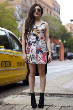ashes into fashion comic book dress