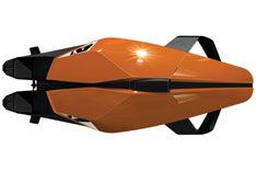 hydrofoil raceboat barracuda KTM
