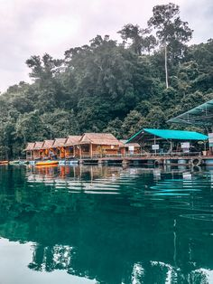 The most dreamy river hotel at Khao Sok National Park | Thailand Travel | Explore Thailand | Asia Travel | Travel Photography | Thailand Inspo | Explore Thailand | Thailand Travel Guide | Thailand Travel Guide, Asia Travel, Khao Sok National Park, National Parks, River House, Travel Photography, Explore, Vacation, House Styles