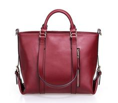 Large Women's Genuine Leather Multifunctional Shoulder Strap Tote Bags Handbag - For Sale Check more at http://shipperscentral.com/wp/product/large-womens-genuine-leather-multifunctional-shoulder-strap-tote-bags-handbag-for-sale/