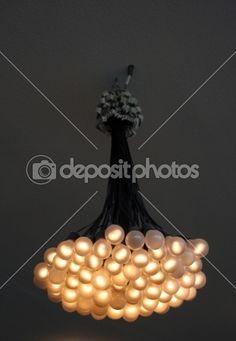 Modern lamp — Foto Stock #10137357
