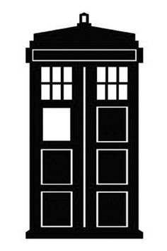 Picture of Pattern tracing - Dr Who