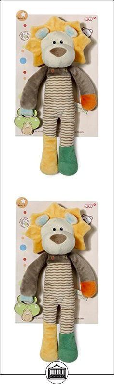 Nici 39705Chupete Animales León lumba, 32cm  ✿ Regalos para recién nacidos - Bebes ✿ ▬► Ver oferta: http://comprar.io/goto/B01F8HTKM8