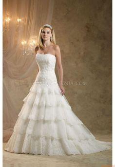 Vestidos de noiva Mon Cheri KI1302 - Deco Dreams Kathy Ireland