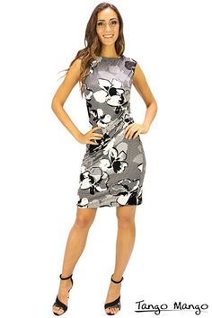 Tango Mango Gathered Front Tank Dress | PJ's Unique Peek | Women's Clothing Boutique | FREE SHIPPING!