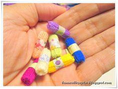 miniature wools