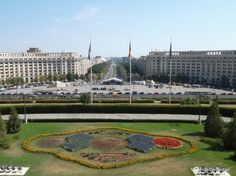 Bulevardul Unirii a Bucarest - Fidelity Foto