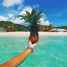 Salty Pineapple