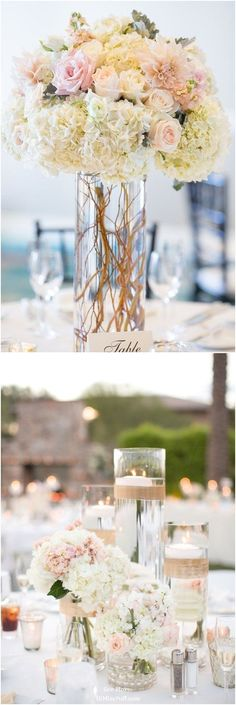 Beautiful Hydrangeas Wedding Ideas / http://www.himisspuff.com/beautiful-hydrangeas-wedding-ideas/