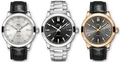 The new IWC Ingenieur collection is expanded in 2017 with four new models; all details live now on aBlogtoWatch.com. Discover the newcomers like the new chronograph, a chronograph perpetual calendar and more…