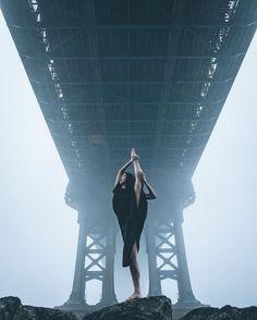 Ballet pelas ruas de Nova York
