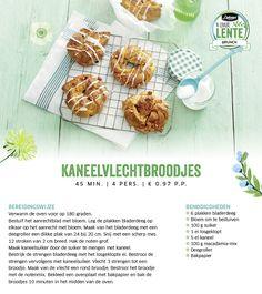 Kaneelvlechtbroodjes - Lidl Nederland