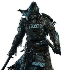 Akamine the aka oni samurai