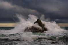 Artique   Riding amid Poseidon's anger!   Blai Figueras