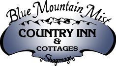 Blue Mountain Mist Country Inn & Cottages - This country inn has twelve individually decorated guests rooms and sleeps 27. http://www.visitmysmokies.com/business-listings/blue_mountain_mist/