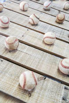 Black And White Baseball Tattoo - - - Baseball Catcher Girlfriend - Senior Baseball Photos Baseball Hat Racks, Baseball Buckets, Best Baseball Player, Diy Hat Rack, Hat Hanger, Baseball Boyfriend Gifts, Baseball Tattoos, Hat Storage, New Project Ideas