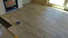 Flooring - looking good
