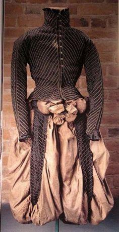 Clothing of Erik Stures murdered in 1567 is now located in © Museum Uppsala, Sweden