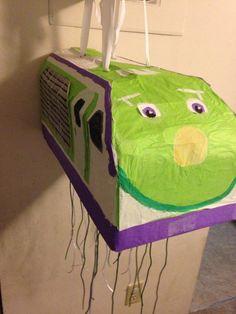 Koko from Chuggington Pull apart piñata