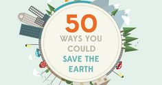 1_50 simple ways to save the planet
