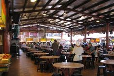 foodcourt in KL