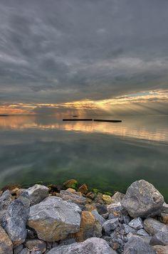 Perea, Thessaloniki Greece. Where I'm thinking of studying next Spring.