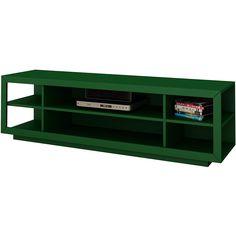 Rack para TV Leblon - Verde - Americanas.com