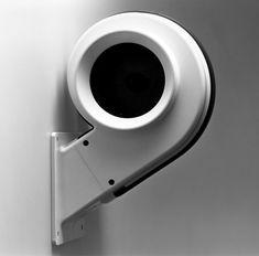 Richard Sapper Design  Polivalente  1972 Kitchen extractor fan Vortice  With Marco Zanuso